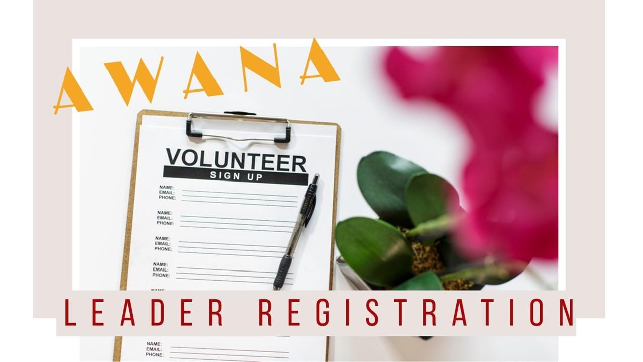 Leader Registration Logo